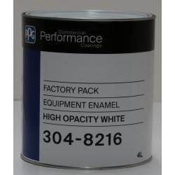 Protec 304 Q/D 8216 Hi Op White 1lt