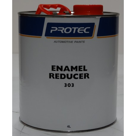 Protec R303 Enamel Reducer 4lt