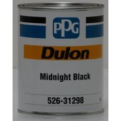 PPG Dulon Mid Night Black 1ltTG