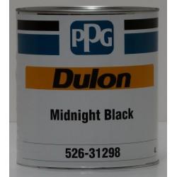 PPG Dulon Midnight Black 4lt