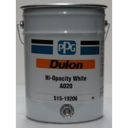 PPG Dulon Hi Opacity White 20lt