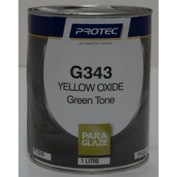 Protec G343 Yellow Oxide 1lt
