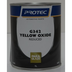 Protec G342 Yellow Oxide Red 1lt