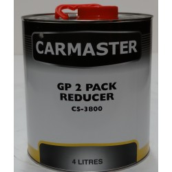 Protec Carmaster 3800 GP 2K Reducer 4lt