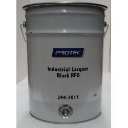 Protec344-7011Ind Lac RFU Black 20lt