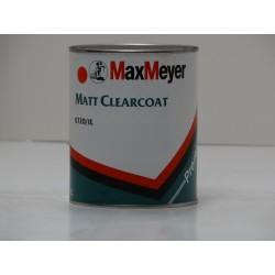 Max Meyer 0720 VOC Matt Clearcoat 1lt