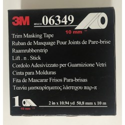 3M 6349 10mm Trim Tape