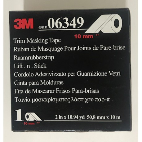 3M 6349 10mm Trim Tape