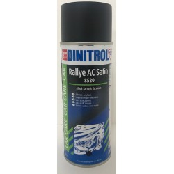 Dinitrol 8520 Rallye AC Satin Black 400ml