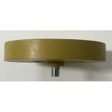 Wellmade Pin Stripe Removal Wheel with Arbor
