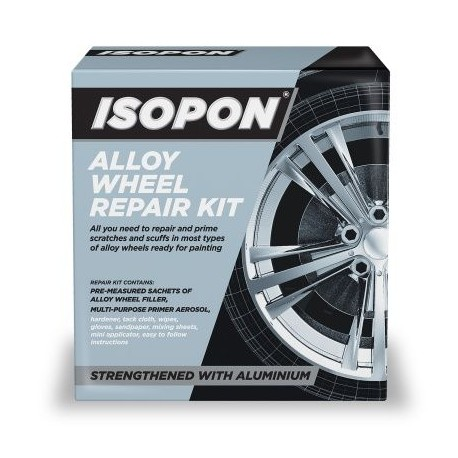 Alloy Wheel Filler Repair Kit