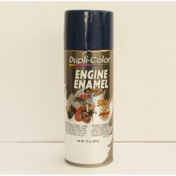 Dupli Color Engine Enamel Dark Blue Aerosol
