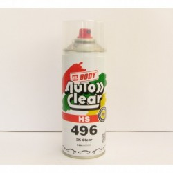 HB Body 496 HS Clear Aerosol