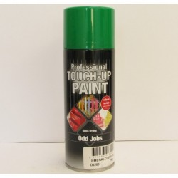 Professional Touch Up Paint Emerald Green Aerosol
