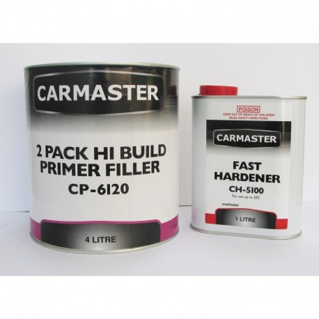 Carmaster 2K 8550 Hi Build Primer Grey Kit 5L