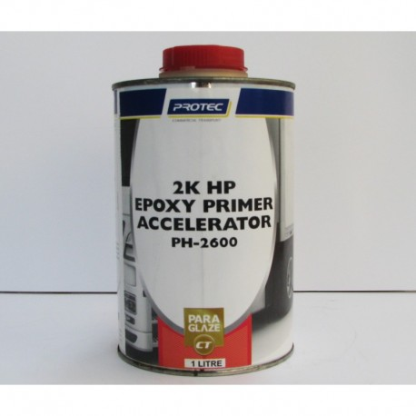 Protec 2K HP Epoxy Primer Accelerator 2600 1L