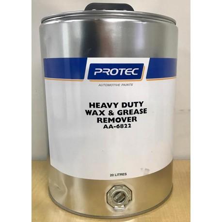 Protec AA-6822 Heavy Duty Wax & Grease Remover 20L