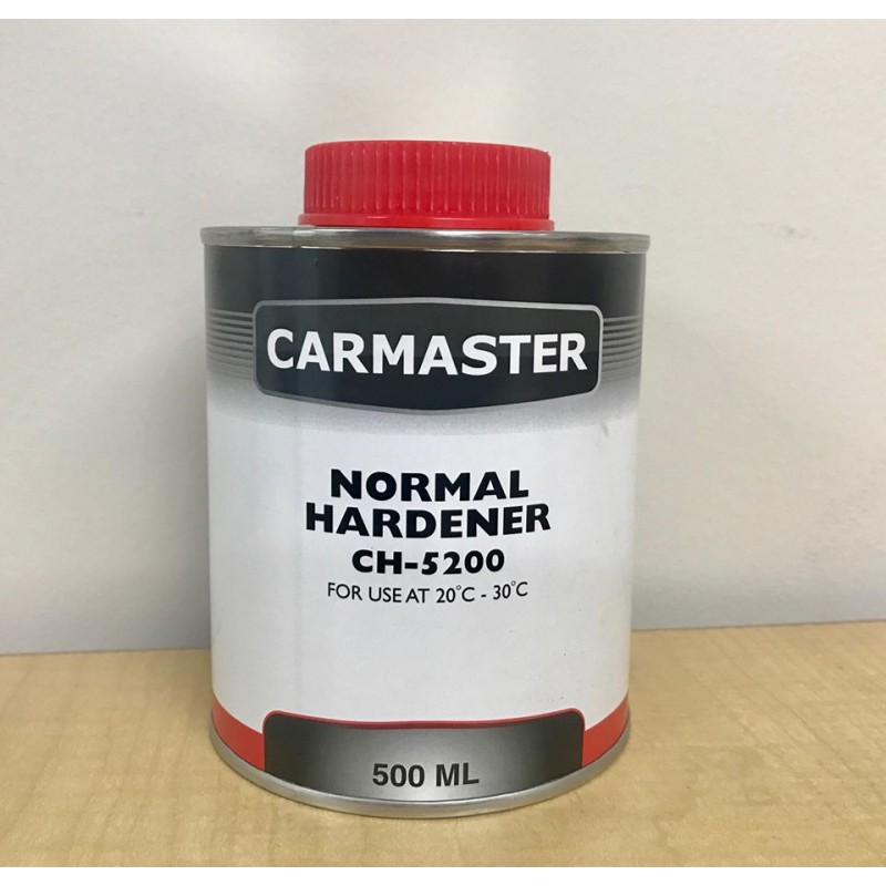 Carmaster normal hardener 5200 500ml automotive paint for Automotive paint suppliers