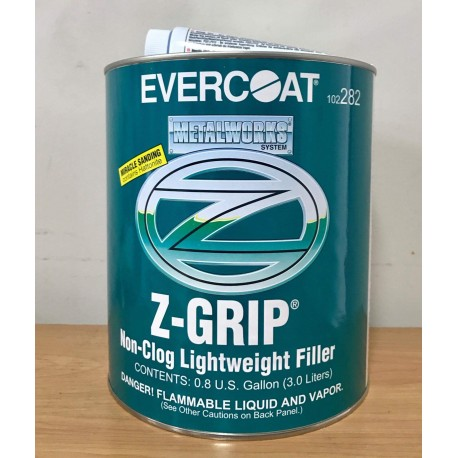 Evercoat Z Grip Lightweight Body Filler 3l